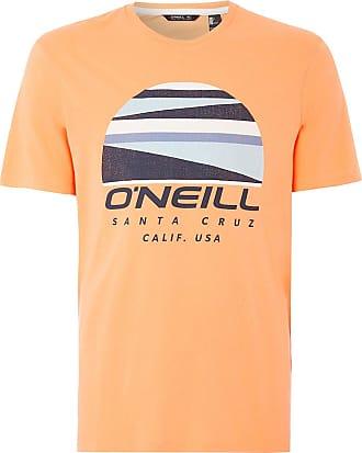 Ladies T-Shirts White /& Blue O/'Neill Essential OS T-Shirt