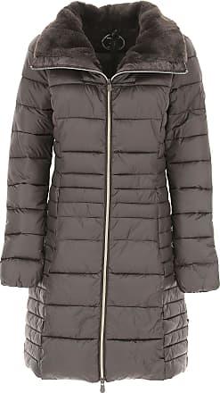 b3815c7f155e72 Save The Duck Daunenjacke für Damen, wattierte Ski Jacke Günstig im Sale,  Braun,