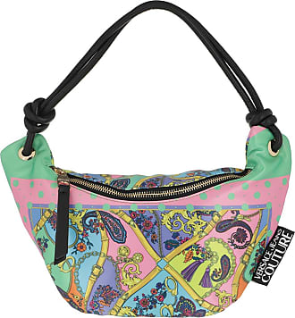 Versace Jeans Couture Hobo Bags - Small Hobo Bag Multicolor - colorful - Hobo Bags for ladies