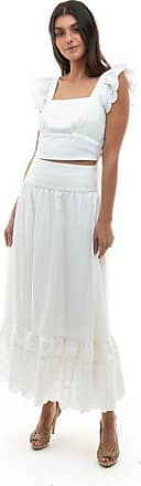 Tulle Jour Conjunto Giovanna Off White - Mulher - Off-white - 18 BR