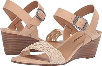 Lucky Brand Jaliena (Stone/Natura) Womens Shoes
