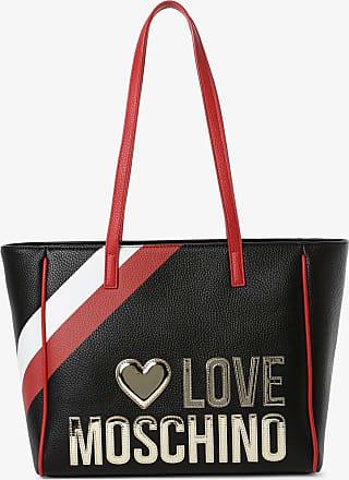Love Moschino Damen Shopper schwarz