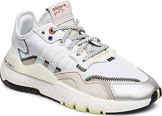 adidas Originals Nite Jogger J Sneakers Skor Vit Adidas Originals