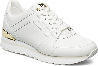 Michael Kors Billie Trainer Låga Sneakers Vit Michael Kors Shoes