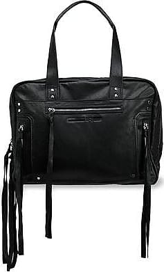 c01340f9ac82d McQ by Alexander McQueen Mcq Alexander Mcqueen Woman Leather Tote Black Size