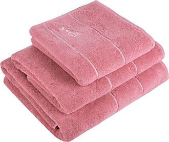 HUGO BOSS Plain Towel - Tea Rose - Bath Towel
