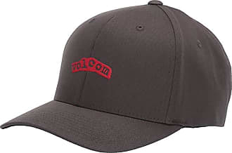 Volcom Stone Chop X-Fit (Asphalt Black) Caps