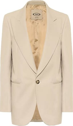 Tod's Gabardine and cotton blazer