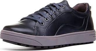 Jana Womens Navy Lace Up Shoe - Size 6.5 UK - Blue