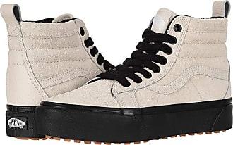 Vans UA Sk8-Hi Platform MTE ((MTE) Moonbeam/Black) Athletic Shoes