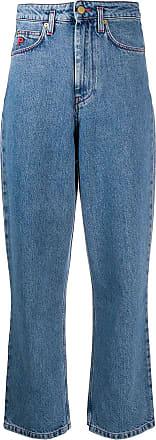 Philosophy di Lorenzo Serafini high-waisted jeans - Blue