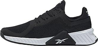 Reebok Sportschuh schwarz / weiß