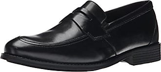 Stacy Adams Stacy Adams Mens Roswell Slip-On Loafer, Black, 12 W US
