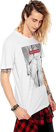 Wave Giant Camiseta WG Ass Branco