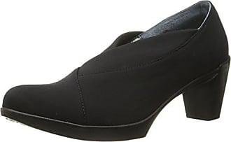 Naot Naot Womens Lucente Dress Pump, Black Stretch, 38 EU/6.5-7 M US