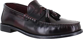 Ikon Mens Original Bordeaux Leather Hove Shoe UK 10