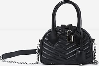 The Kooples Irina nano black handbag with shoulder strap - WOMEN