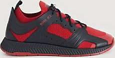 BOSS Sneakers Titanium Runn Tokyo Röd