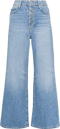 Eve Denim Calça jeans pantalona Charlotte - Azul