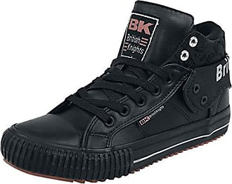 Hautes Roco Black 09 Noir 40 EU British Knights Black Pink Femme Warm Baskets wxZqxt5nY