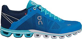 On Running Tênis On Running Cloudflow Azul/Verde Feminino (38)