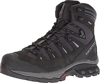 5ec2a441bd54ec Salomon Herren Quest 4d 3 GTX Trekking-   Wanderstiefel Grau (Phantom Black