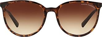 A|X Armani Exchange Óculos de sol - Marrom