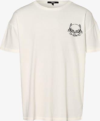 Tigha Herren T-Shirt - Scorpion Arne weiss