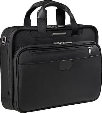 5791b5872464 Briggs   Riley Slim Brief M Laptop Bag Black KB301-4