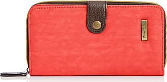 Swankyswans Womens Riley Long Folding Lw Wallet Orange