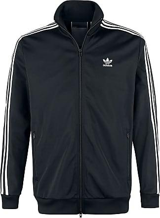 125079795633 adidas WINTER SALE - Adidas - Franz Beckenbauer Tracktop - Trainingsjacke -  schwarz weiß