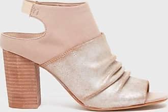 Kelsi Dagger Cardinal Metallic Leather WomenS Sandal 5.5 Sandals