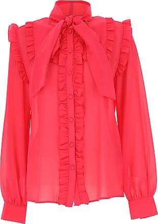 Silvian Heach Hemde für Damen, Oberhemd Günstig im Sale, Fuchsienfarbig,  Fuchsie, Polyester 7285425d6d