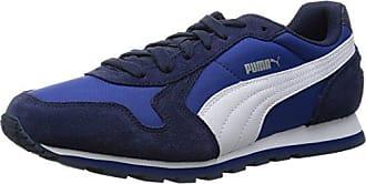 Officiel Bleu Blau (limoges peacoat white 03) Puma ST