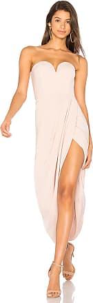 Shona Joy U Wire Bustier Dress in Pink