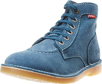 Kickers Mens Orilegend Slouch Boots, Blue (Bleu 51), 8 UK