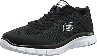 42 blanc EU Sneakers Action homme Skechers Advantage Flex Noir Covert Noir basses A1WvUpS