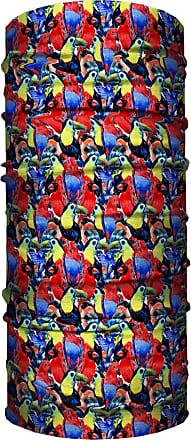 Bang Tidy Clothing Face Mask Tubular Neck Warmer & Snood Tropical birds Biker Bandana Sports Head Wrap