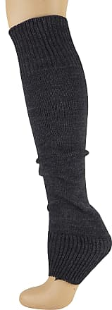 MySocks Leg Warmers Anthracite