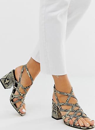 0ec6f1c77c2 Asos® Strappy Heeled Sandals: Must-Haves on Sale up to −66% | Stylight