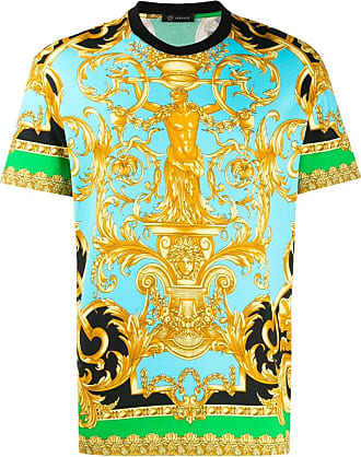 87dadf3e52 Versace® Printed T-Shirts: Must-Haves on Sale up to −55% | Stylight