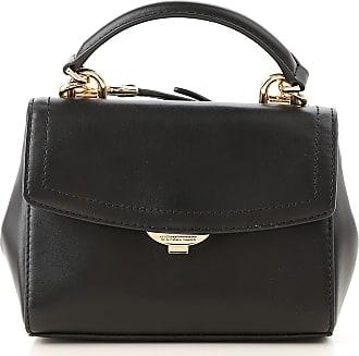 d857f25c7 Michael Kors Top Handle Handbag, Black, Leather, 2017, one size