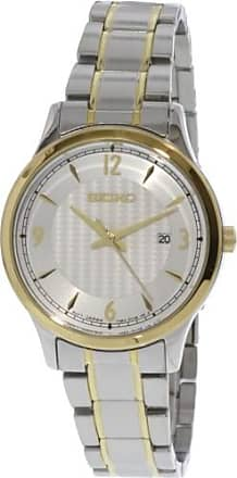 Seiko Womens SXDG94 Silver Stainless-Steel Japanese Quartz Fashion Watch