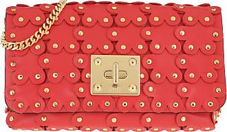 Red Valentino Clutch Coral Umhängetasche rot