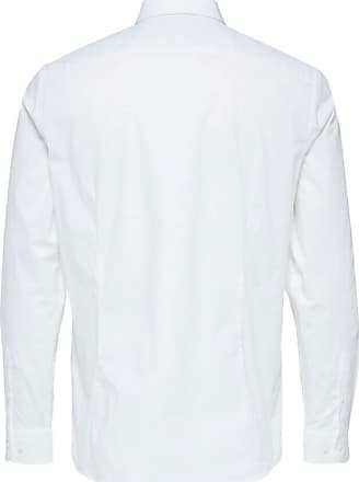 Selected Performance Shirt - Slim fit - White