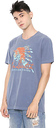 Von Dutch Camiseta Von Dutch Legend Azul