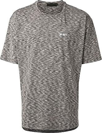 Off Duty Camiseta Rigg Active cinza