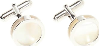 Lanvin Cufflinks With Removable Ornaments Mens Silver