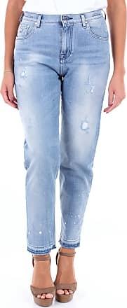 Jacob Cohen Boyfriend Jeans chiaro