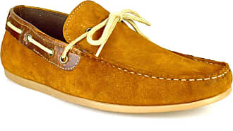 Redtape Sandy Tan Suede Mens Casual Boat Shoes